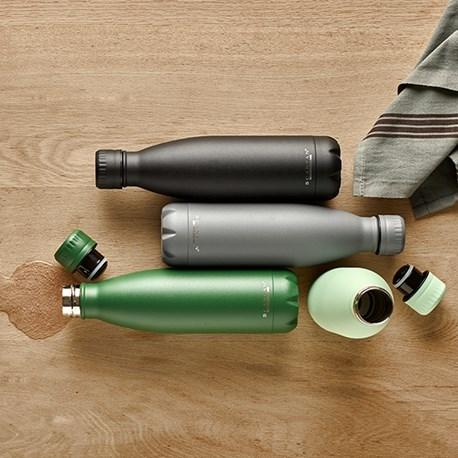 En grønnere hverdag - drikkeflasker Scanpan