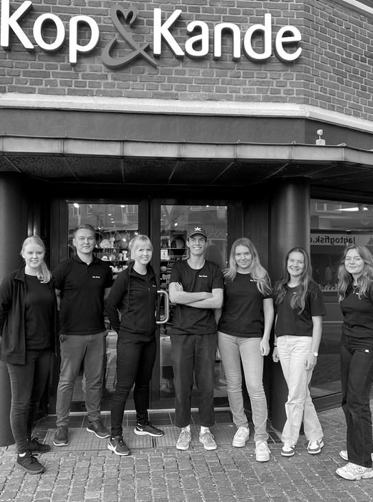 Teamet i Silkeborg