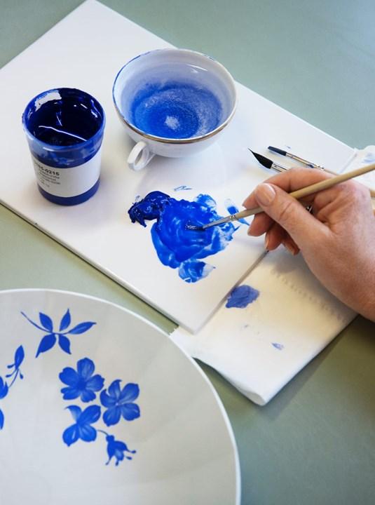 Craft Paintingblomst