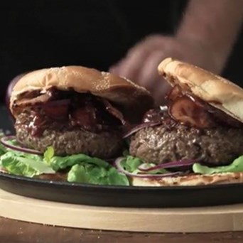 Aftensmad 298X298px Hjemmelavet Burger Coleslaw