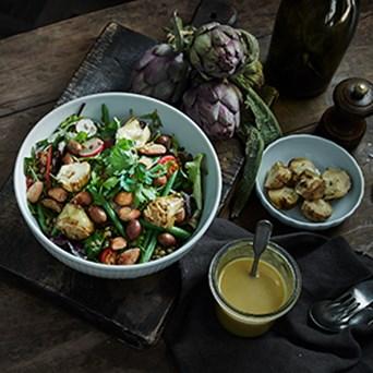 Aftensmad 298X298px Fransk Linse Salat