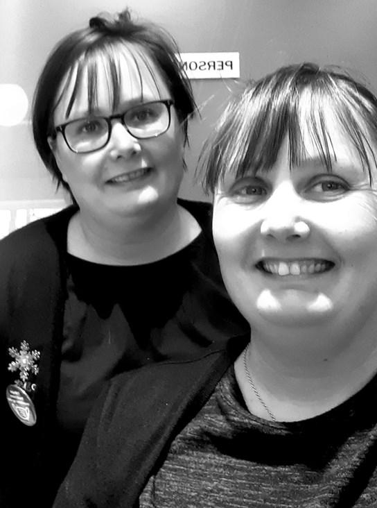 Butiksejerne Jannie & Carina
