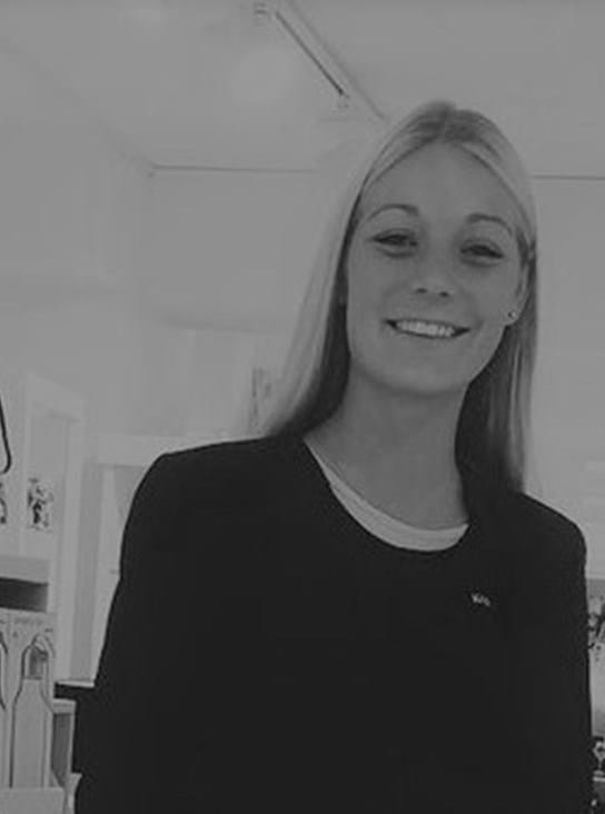 Butiksejer Cecilie