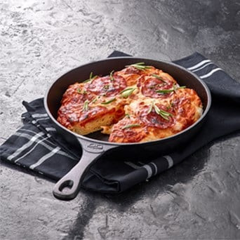 Aftensmad 298X298px Deep Pan Pizza
