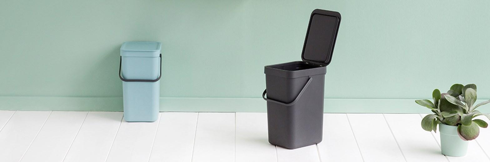 Rengøring 1200X364px Affaldssortering