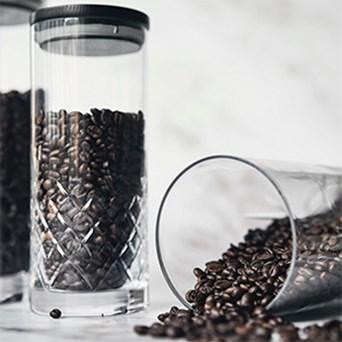 Koekken 298X298px Kaffe Opbevaring